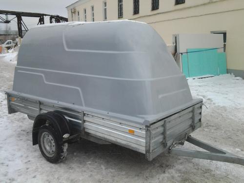 Автоприцепы в Москве